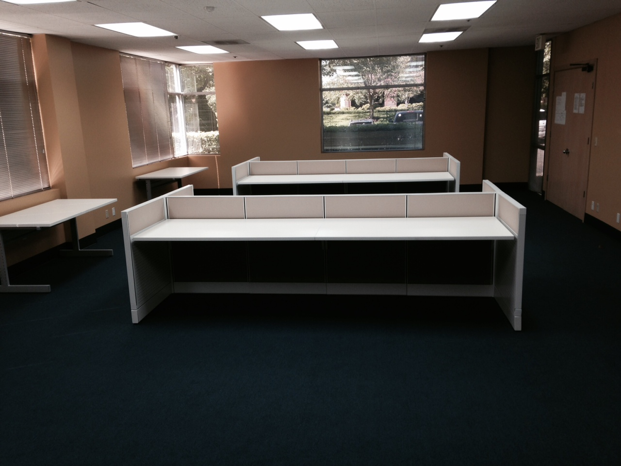 Single cubicle